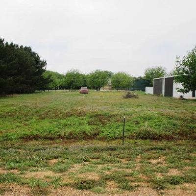 Lubbock County Residential Lots & Land For Sale: 15916 County Road 3460