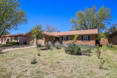 Single Family Home Under Contract: 4904 58th Street