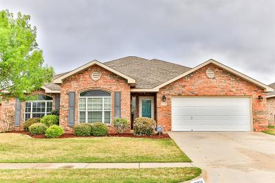 Single Family Home For Sale: 6710 92nd Street