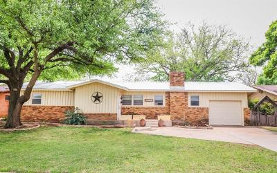 Single Family Home For Sale: 3709 43rd Street
