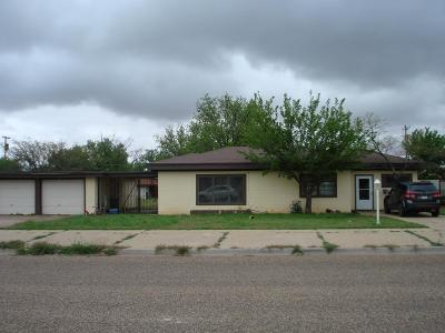 Brownfield, Meadow Single Family Home For Sale: 1304 Lons Street