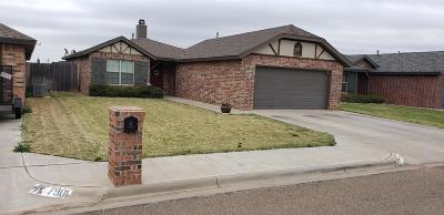 Lubbock Single Family Home For Sale: 7903 Ave M