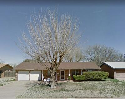 Brownfield, Meadow Single Family Home For Sale: 1805 E Reppto Street