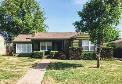 Lubbock Rental For Rent: 3208 26th Street