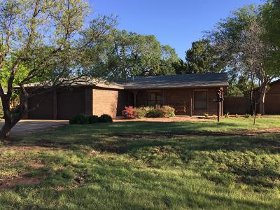 Lubbock Single Family Home For Sale: 5702 16th Street