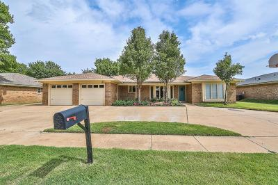 Lubbock Single Family Home For Sale: 3108 76th Street