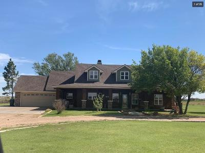 Lubbock Single Family Home For Sale: 2919 County Road 7450