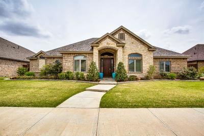 Lubbock Single Family Home For Sale: 4505 103rd Street