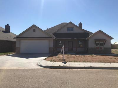 Shallowater Single Family Home Under Contract: 831 Ave T