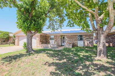 Lubbock Single Family Home For Sale: 5858 16th Street