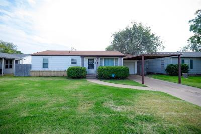 Lubbock County Single Family Home For Sale: 4307 42nd Street