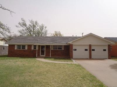Single Family Home Under Contract: 2903 W 17th Street