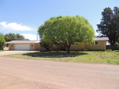 Brownfield, Meadow Single Family Home For Sale: 409 N Renfro Street