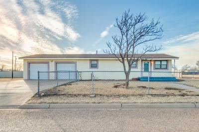Single Family Home Under Contract: 1115 S Ave M