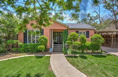 Lubbock County Single Family Home Under Contract: 2003 31st Street