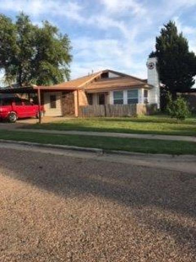 Single Family Home For Sale: 2317 84th Street