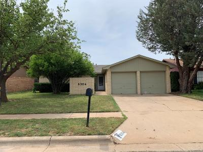 Single Family Home Under Contract: 8304 Geneva Avenue