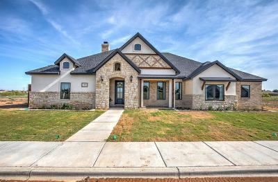Lubbock Single Family Home For Sale: 5918 112th
