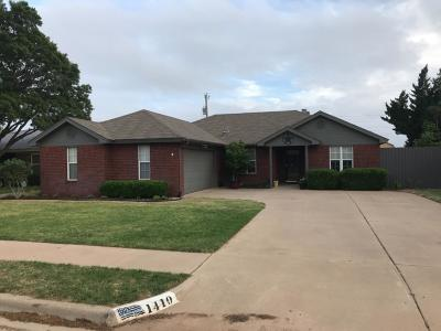 Shallowater Single Family Home Under Contract: 1410 5th Street