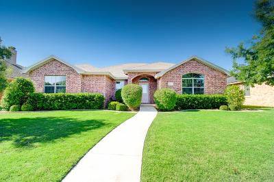 Lubbock Single Family Home For Sale: 2911 109th Street