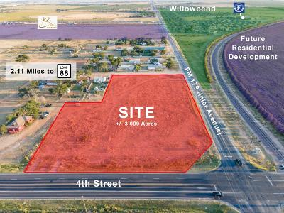 Residential Lots & Land For Sale: 8611 4th Street