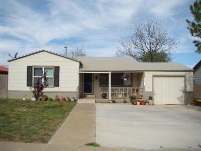 Single Family Home For Sale: 1518 Ave G