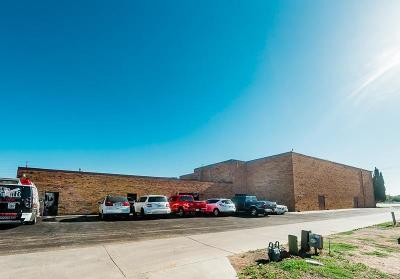 Lubbock Commercial For Sale: 5504 Wayne Avenue