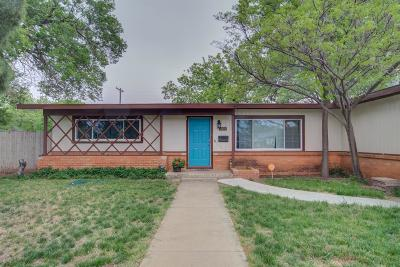 Single Family Home Under Contract: 4201 38th Street