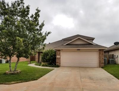 Single Family Home For Sale: 6813 35th Street