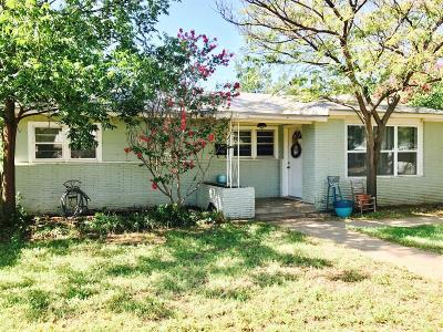 Single Family Home For Sale: 2815 38th Street