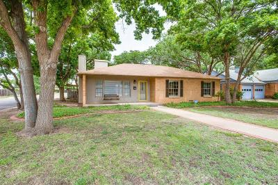 Single Family Home Under Contract: 3208 28th Street