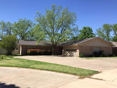 Single Family Home For Sale: 3824 64th Drive