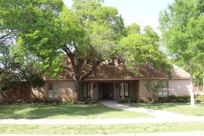 Lubbock Single Family Home For Sale: 4614 9th Street
