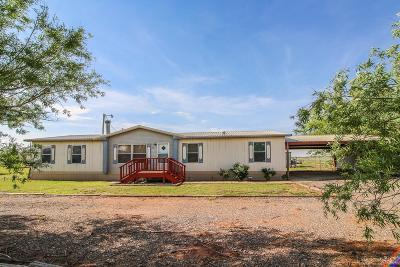Lubbock County Single Family Home Under Contract: 313 W Imperial Street