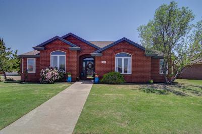 Wolfforth Single Family Home For Sale: 401 Sooner Street