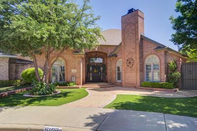 Lubbock Single Family Home For Sale: 5102 91st Street