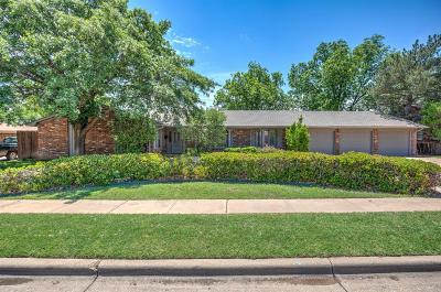 Lubbock Single Family Home For Sale: 5207 28th Street
