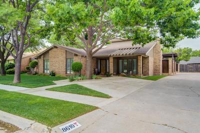 Single Family Home For Sale: 8610 Utica Avenue