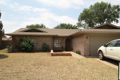 Lubbock TX Rental For Rent: $1,400