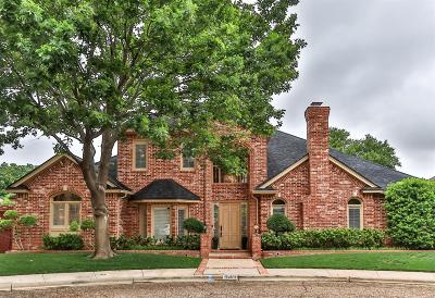 Lubbock Single Family Home For Sale: 4501 83rd Street