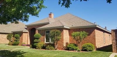 Lubbock Single Family Home For Sale: 6020 90th Street