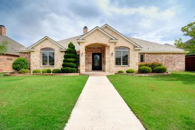 Lubbock Single Family Home For Sale: 4508 103rd Street