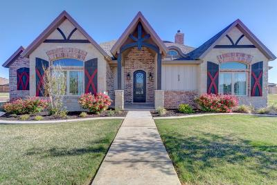 Wolfforth Single Family Home For Sale: 602 N 9th Street