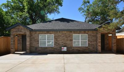 Multi Family Home For Sale: 2311 20th Street