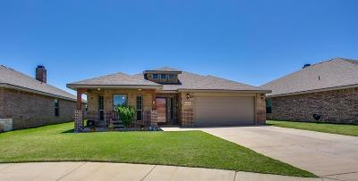 Lubbock Single Family Home For Sale: 6903 92nd Street
