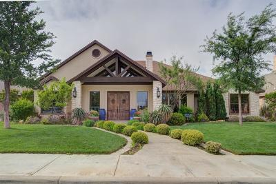 Lubbock Single Family Home For Sale: 6011 89th Street