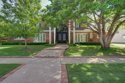 Lubbock Single Family Home For Sale: 4613 94th Street