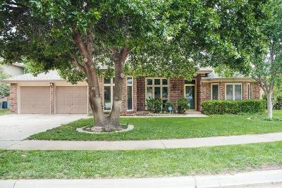 Lubbock TX Single Family Home Contingent: $225,000