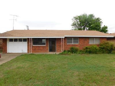 Single Family Home Under Contract: 818 Cedar