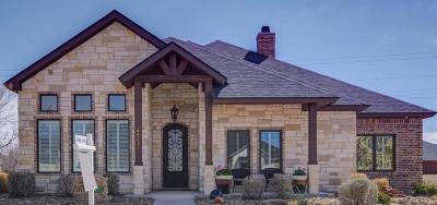 Lubbock Single Family Home For Sale: 4501 106th Street
